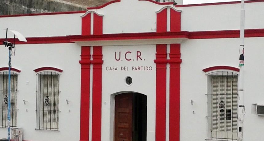 Más señales de tensión con el PRO en la UCR Entre Ríos