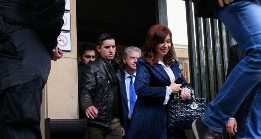 Cuarto intermedio hasta el lunes en el juicio a CFK