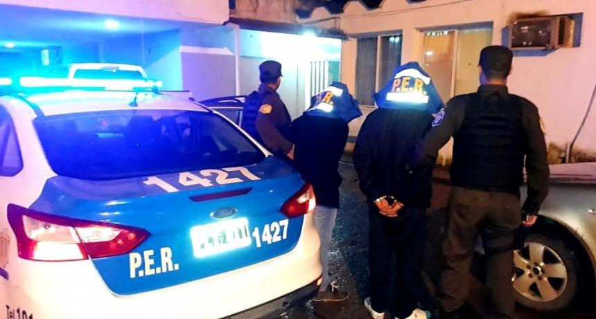 Dos federalenses detenidos en Buenos Aires y trasladados a nuestra Ciudad