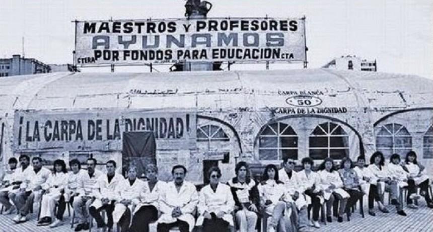 El 23 de mayo es el Día del trabajador de la educación