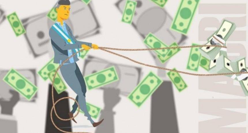 Los dólares fugados en 2019 suman más del doble del Presupuesto anual de Salud