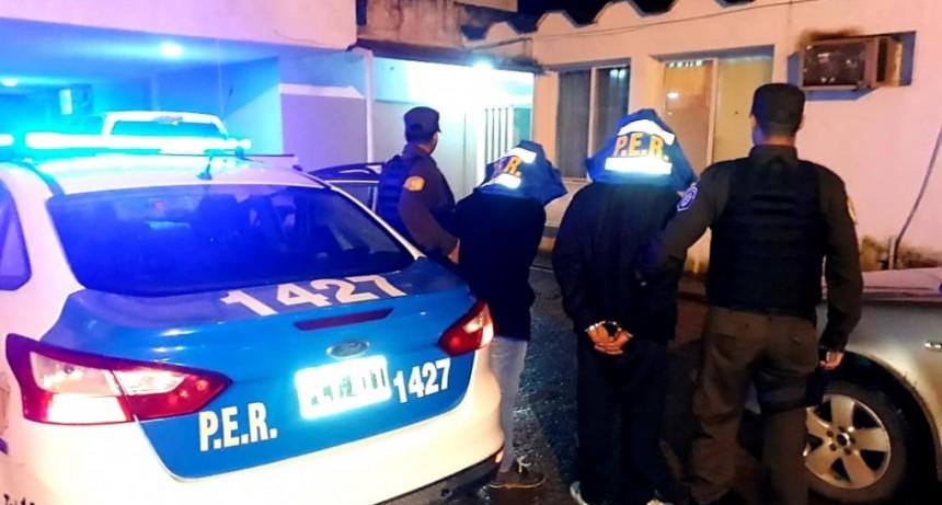 Prisión preventiva para los dos federalenses detenidos en Buenos Aires