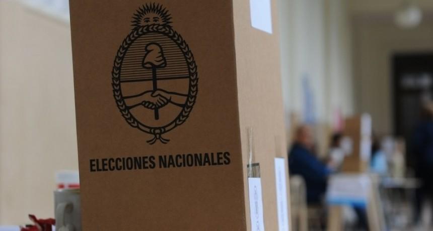 El proceso electoral se desarrolla con normalidad en Entre Ríos