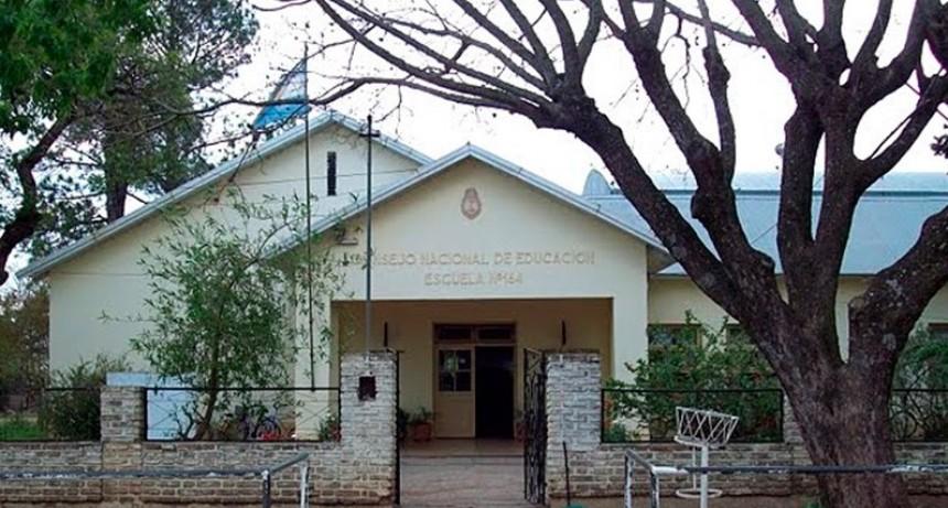 Un perro entró a una escuela y mordió a cinco niños