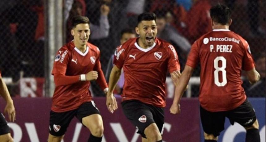 Independiente venció a Rionegro Águilas y sigue adelante en la Sudamericana