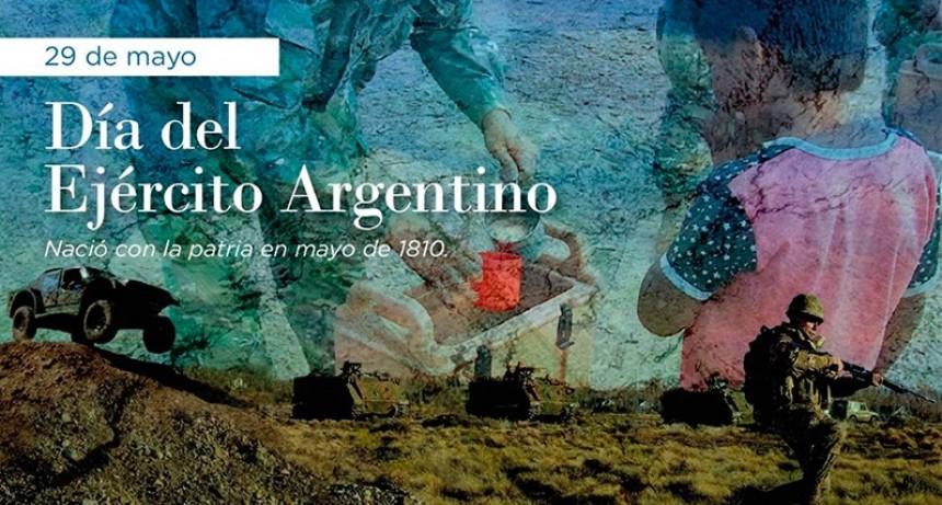 El Ejército Argentino celebra hoy su día: Qué se recuerda