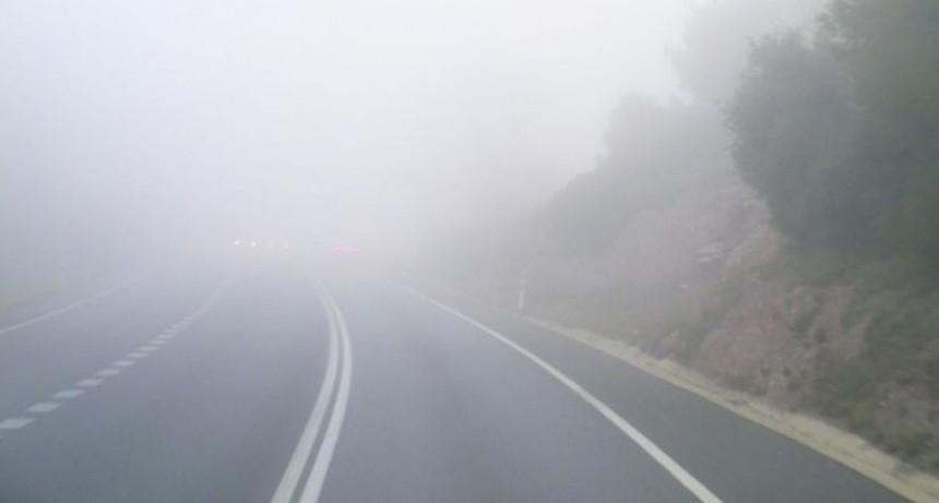 Niebla, nubes y probables lloviznas: Cuándo mejoraría el tiempo en Entre Ríos