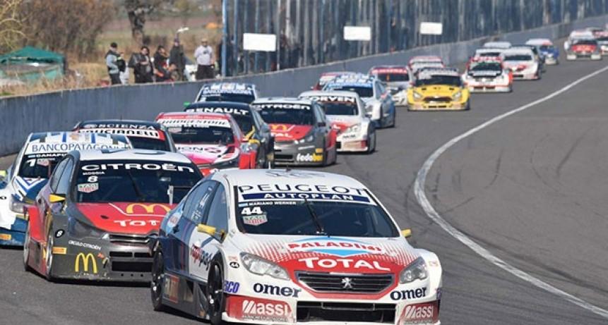 El autódromo de Paraná recibirá por primera vez al Súper TC2000