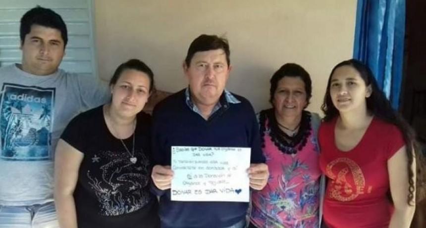 Esperanzados por la Ley Justina, hoy hay 237 entrerrianos que esperan un trasplante