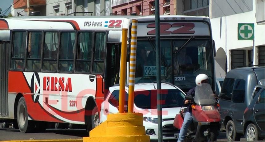 UTA anunció paro: Durante 24 horas no habría colectivos la próxima semana