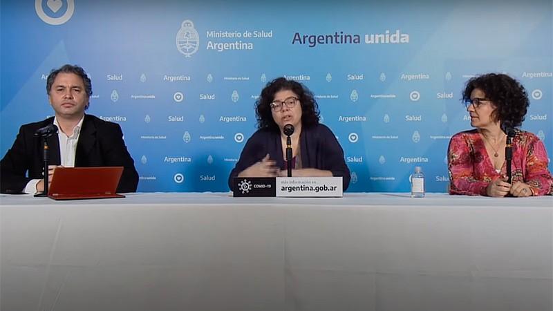 Coronavirus: Confirman otras tres muertes y suman 249 fallecidos en Argentina