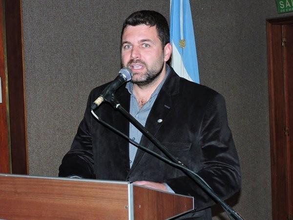 Intendente Gerardo Chapino, «Estamos aprendiendo sobre la marcha y corrigiendo lo que haya que corregir».