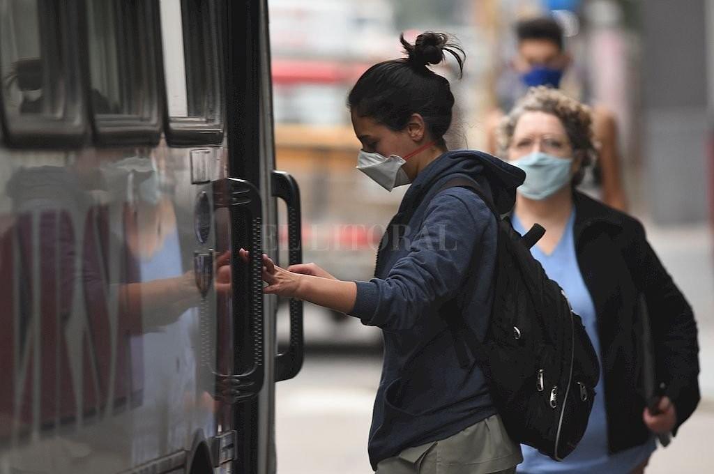 UTA anunció un cese de actividades desde el martes en el interior país
