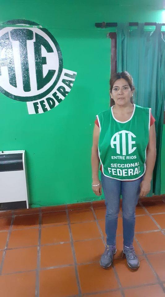 Desde la Seccional de Ate en Federal piden por los despedidos en la gestión de Macri