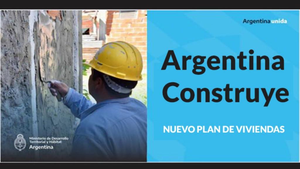 Argentina Construye: Una por una, las líneas de crédito para viviendas y locales