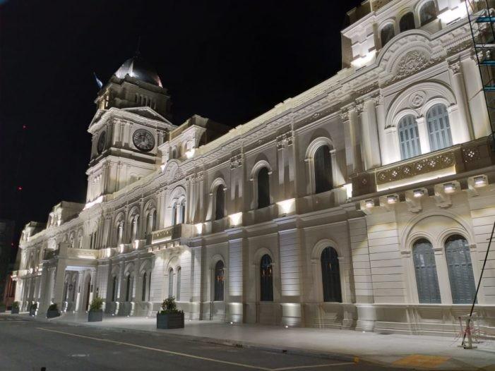 Continúa el pago en la administración pública provincial