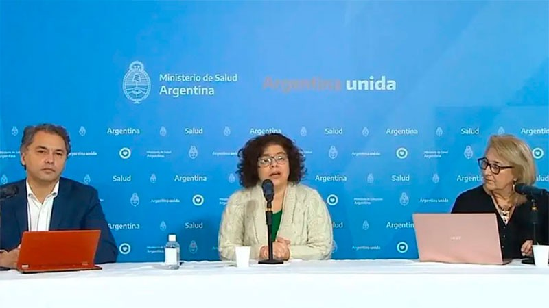Coronavirus en la Argentina: ya son 363 los muertos y 7479 los casos positivos