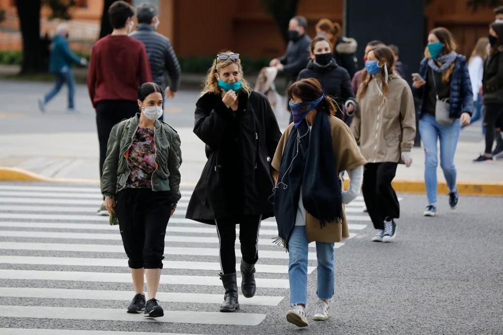 Coronavirus en la Argentina: confirman 552 nuevos casos y 375 están en la ciudad de Buenos Aires