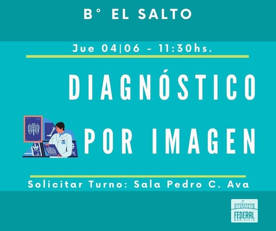 Servicio gratuito de Diagnóstico por Imagen