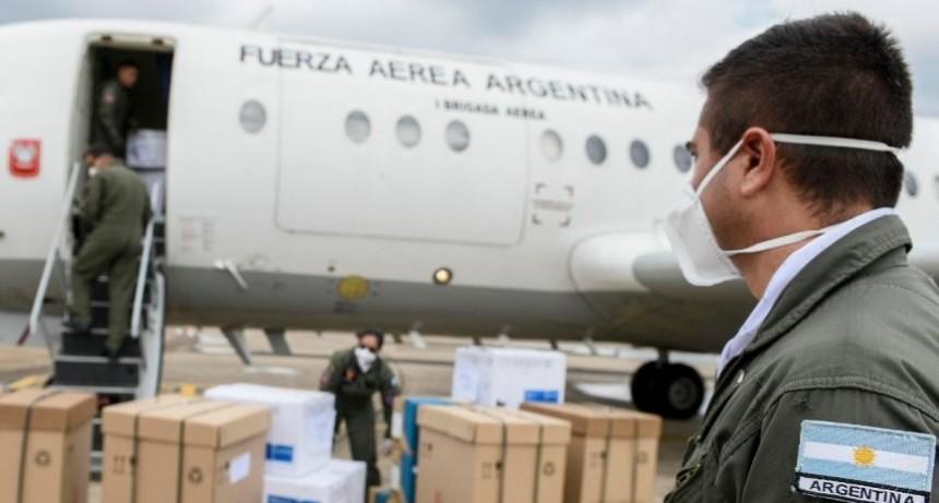 Distribuyen insumos médicos a todo el país: Seis nuevos respiradores llegarán a Entre Ríos