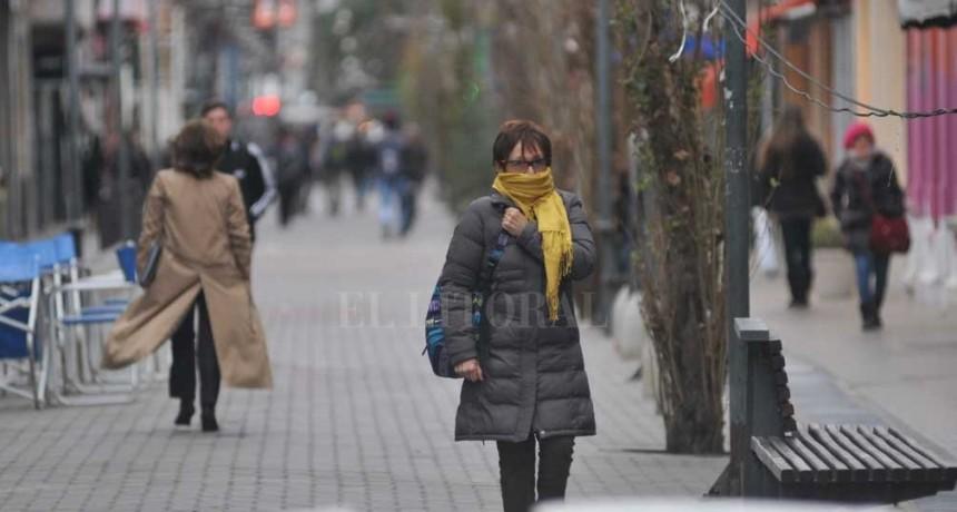 Se espera un brusco descenso de la temperatura desde este martes