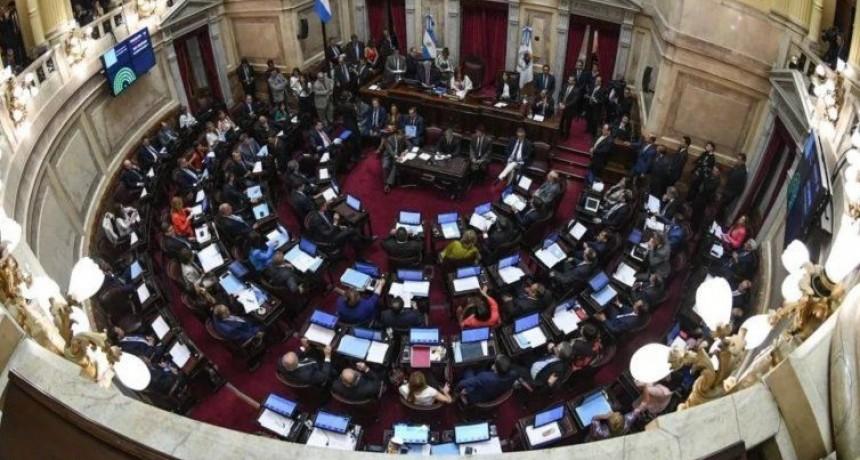 El Senado de la Nación se prepara para su primera sesión virtual