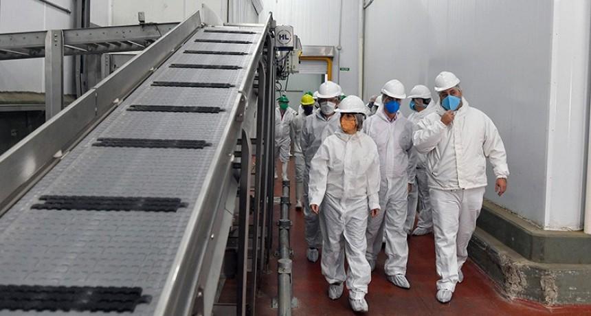 Más del 80 por ciento del sector industrial entrerriano ya está en actividad