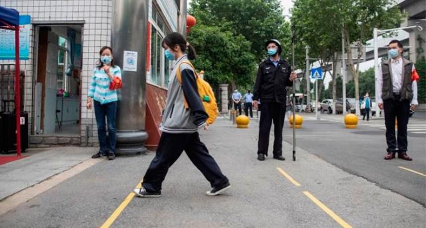 Coronavirus: Confirman un foco de contagio en Wuhan, donde comenzó la pandemia