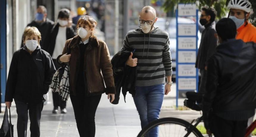 Coronavirus en la Argentina: Hay 9 muertes y se registraron 231 nuevos casos en las últimas 24 horas