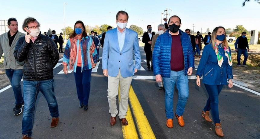 Se reactivan obras de infraestructura vial para movilizar la economía provincial
