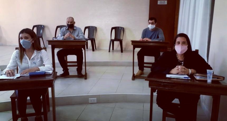 Concejales de Cambiemos solicitan integrar el COES local