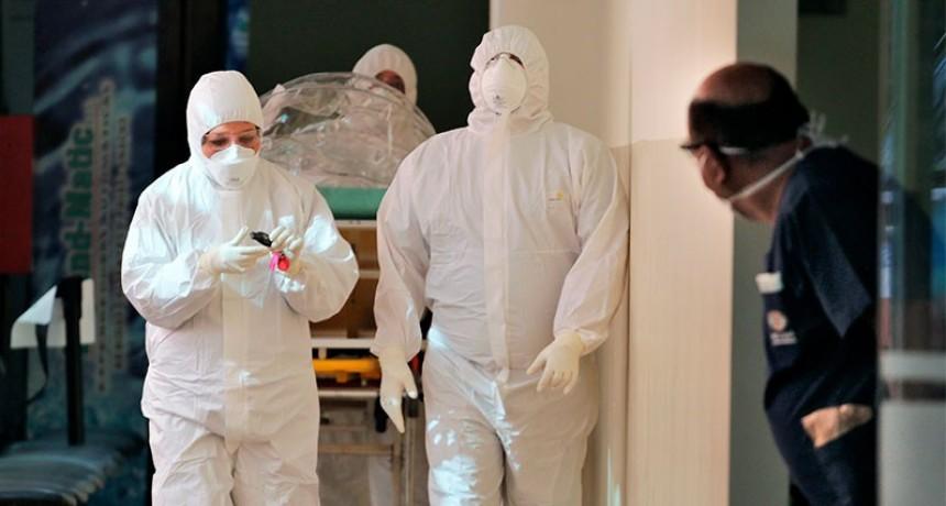 Confirman 255 nuevos casos de Covid 19: suman 7.134 los contagiados en el país