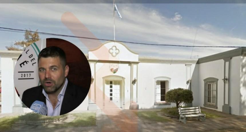 Gerardo Chapino: «Recibimos la mitad de la coparticipación que antes»
