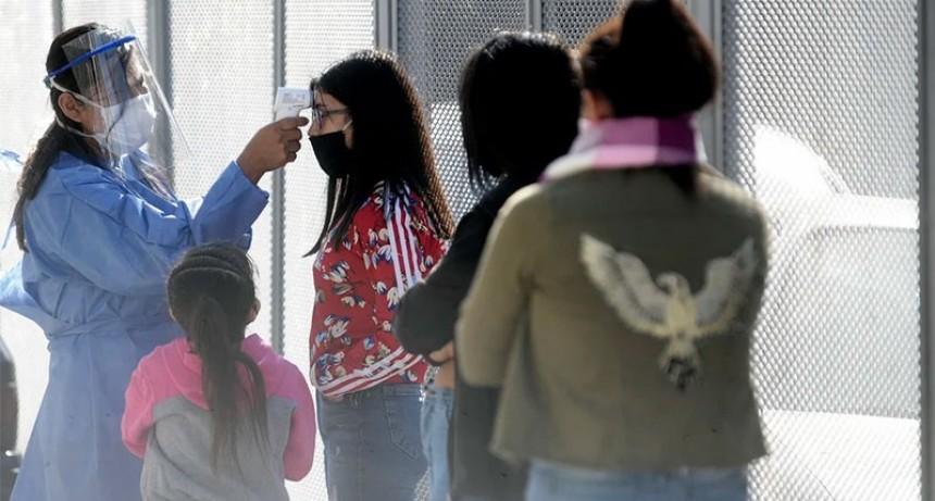 Confirman 303 nuevos casos de Covid 19 en el país: suman 8.371 los contagiados