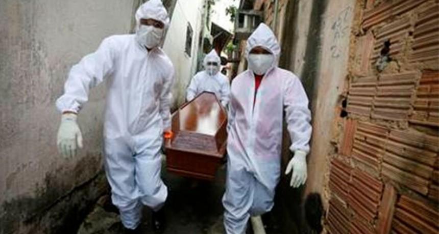 Coronavirus: La cantidad de contagiados superó la barrera de los cinco millones