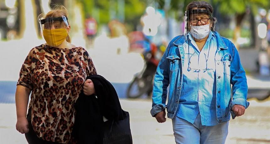 Confirmaron 718 nuevos casos de coronavirus: El total asciende a 10.649