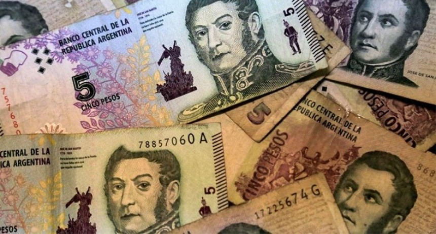 Volvieron a prorrogar el plazo para canjear los billetes de 5 pesos en bancos