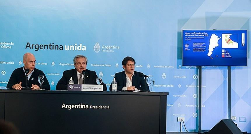 La incidencia y mortalidad por COVID-19 de Argentina es la más baja de la región