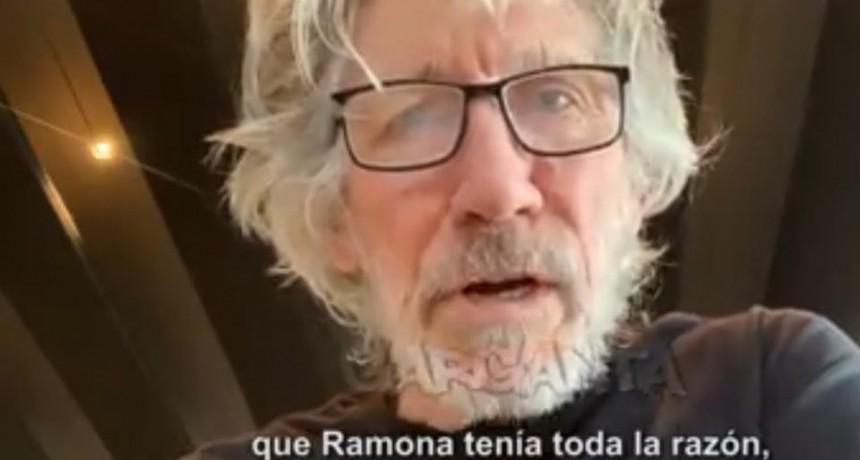 Roger Waters sobre la situación del coronavirus en las Villa 31: