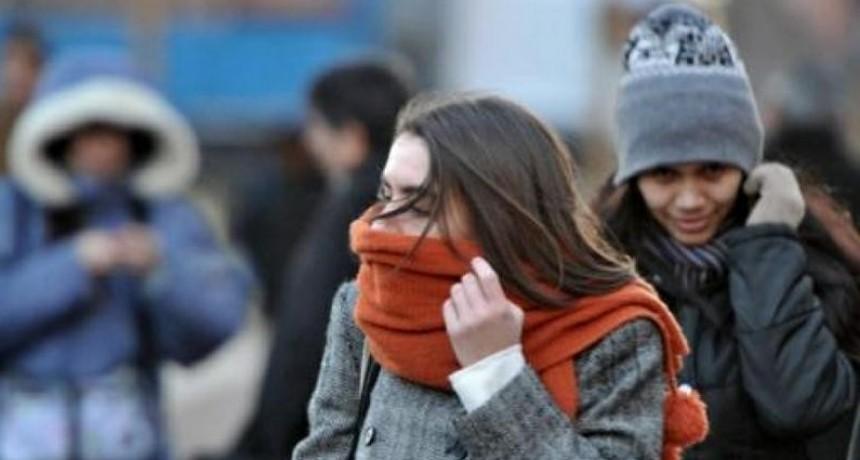 Feriado frío: La temperatura irá subiendo paulatinamente a lo largo de la semana