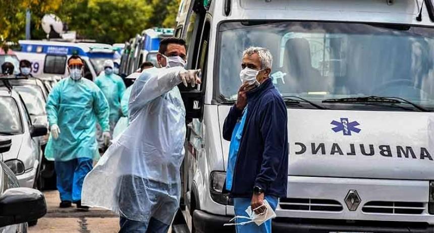 Covid-19: Confirmaron cuatro nuevas muertes y ya son 456 los decesos en el país