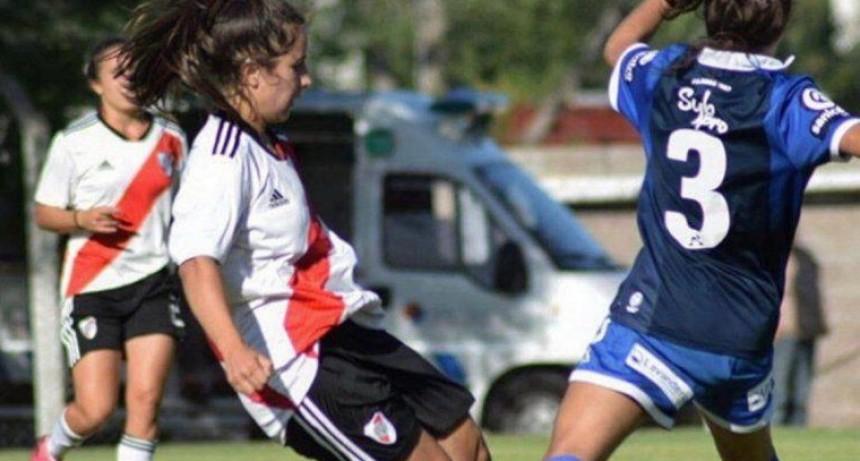 Otro caso de Covid 19 en el fútbol femenino: una jugadora de River dio positivo