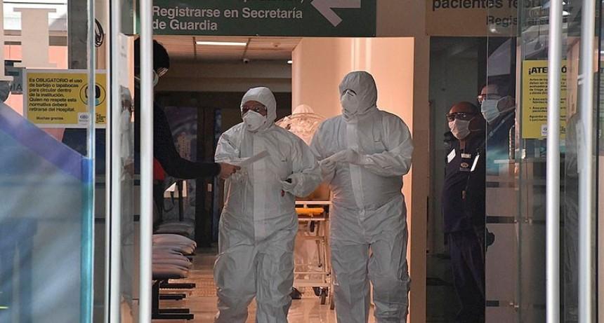 Se registraron 23 muertes y 600 contagiados por coronavirus en Argentina