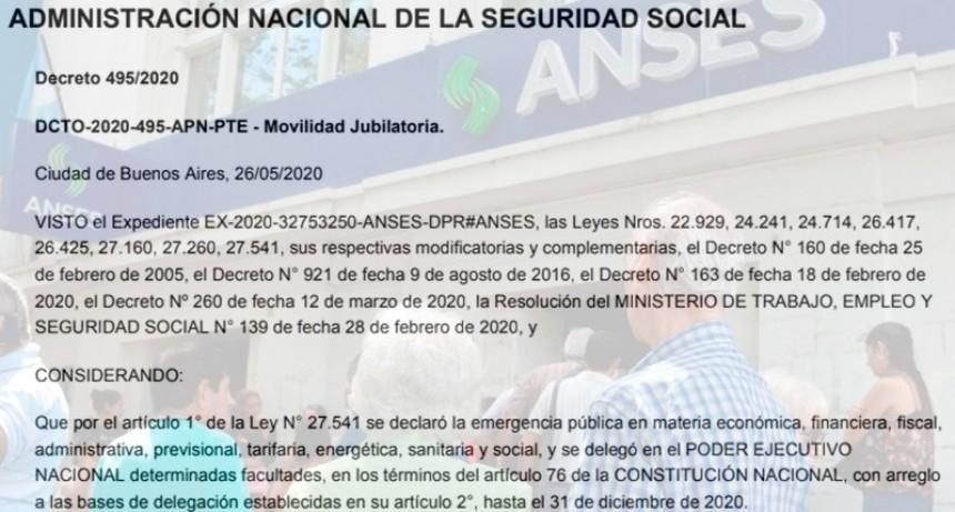 Oficializaron suba de jubilaciones y AUH: Los nuevos montos