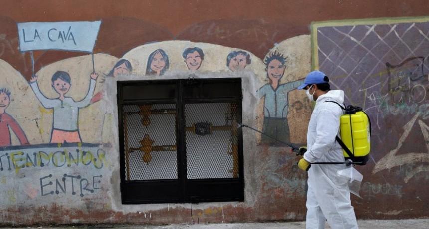 Coronavirus en la Argentina: hay 717 nuevos infectados y 12 muertos en las últimas 24 horas