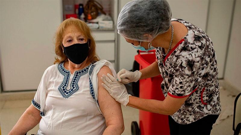 Entre Ríos superó las 200 mil primeras dosis aplicadas de vacunas Covid