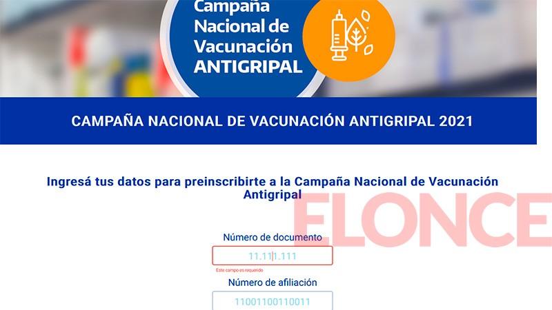 Instan a afiliados de PAMI a inscribirse para vacuna antigripal: cómo anotarse