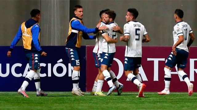 Copa Libertadores: Vélez superó a Unión La Calera en Chile y respira