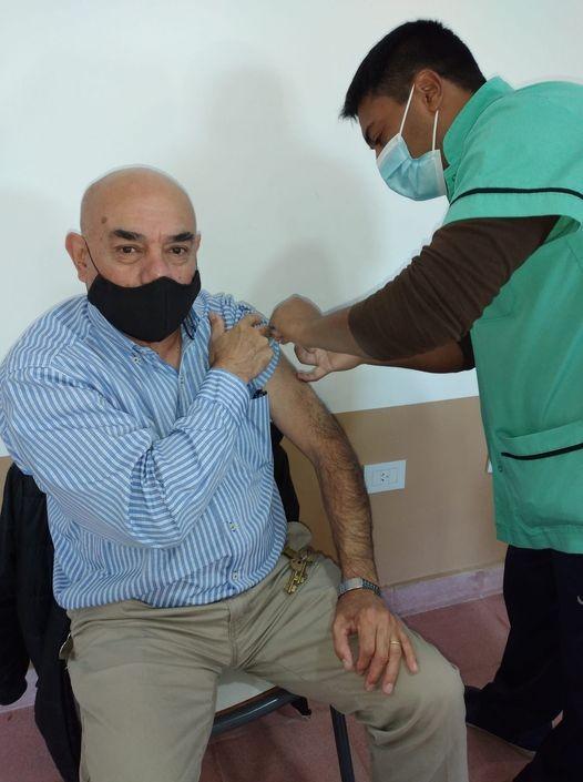Plan Rector Vacunación  Mayores de 70 años Sinopharm