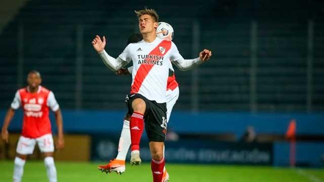Libertadores: River fue más claro pero sólo empató sin goles ante Independiente Santa Fe